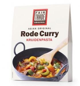 Rode curry kruidenpasta