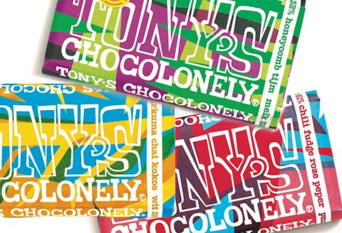 Tony Chocolonely Limited Edition 2019